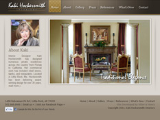 Kaki Hockersmith Interiors